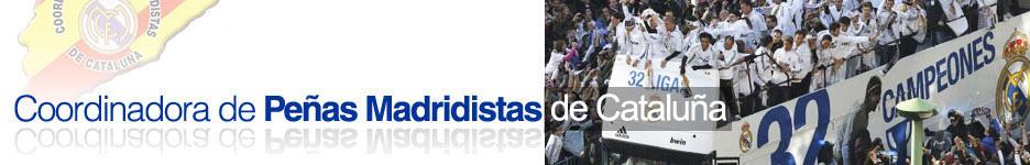 Coordinadora de Peñas Madridistas de Cataluña